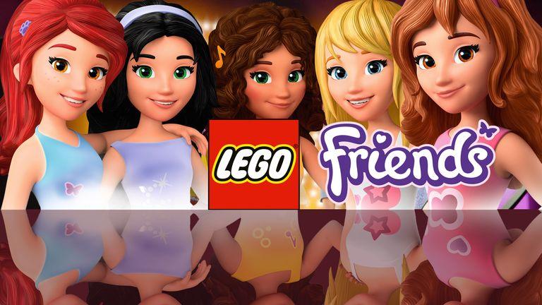 Lego Friends Season 3 Harry Peat Composer
